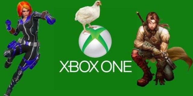 Xbox One Chicken Chaser
