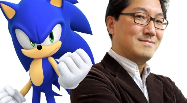 The father of speed, Yuji Naka, has joined forces with Square Enix