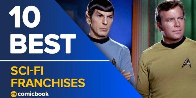 10 Best Sci-Fi Franchises screen capture
