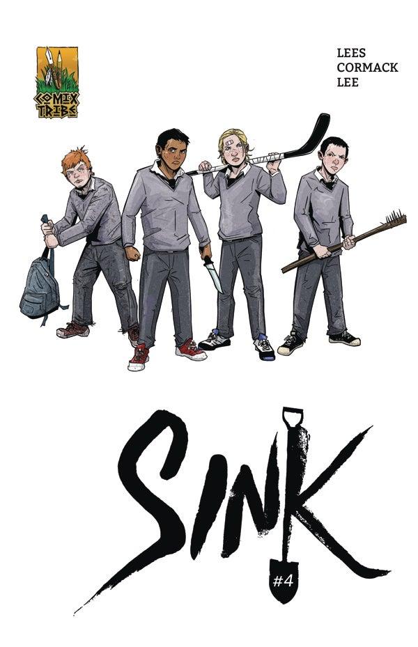 Sink (2017) Issue 4
