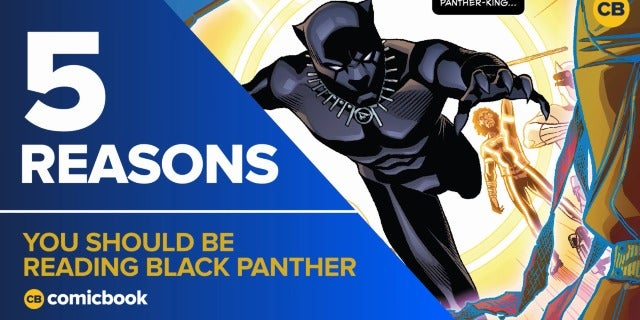 5 Reasons You Should Be Reading Black Panther screen capture