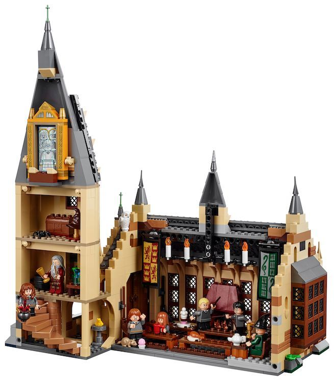 New Harry Potter Lego sets announced