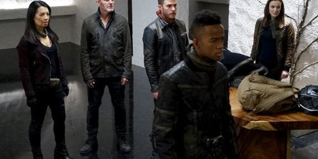 Agents of SHIELD Flint