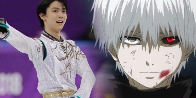 anime olympics