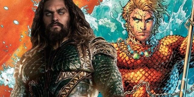 Aquaman Movie Might Include Orange And Green Costume