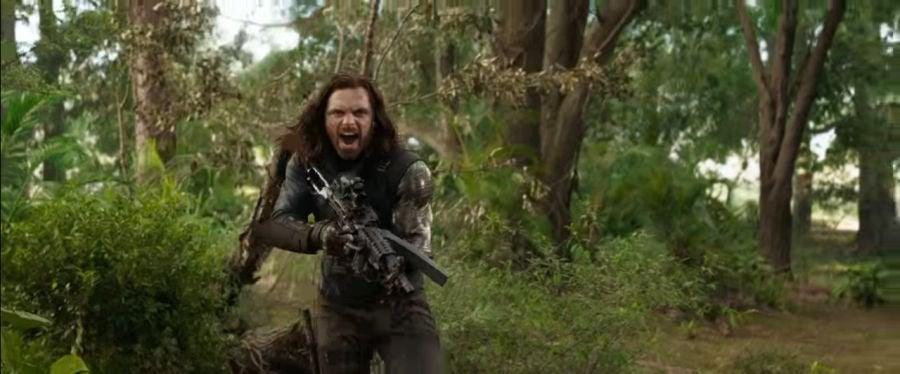 Avengers Infinitiy War Trailer 02