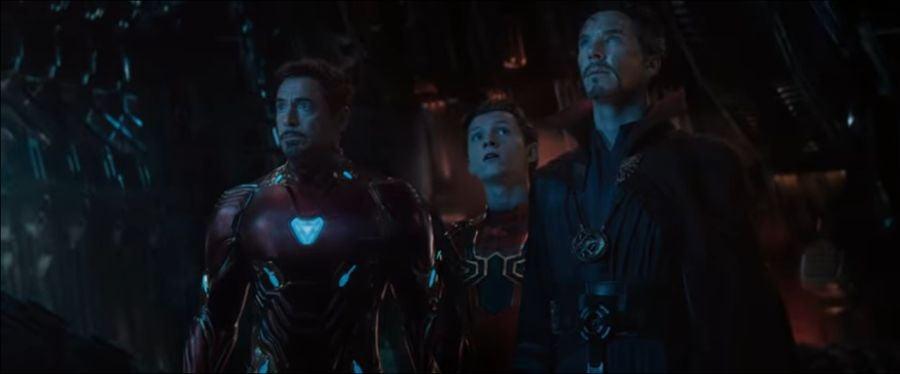 Avengers Infinitiy War Trailer 07