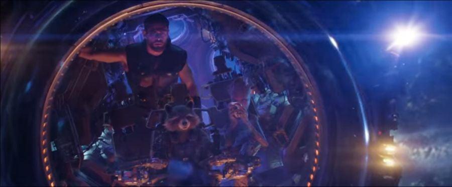 Avengers Infinitiy War Trailer 09