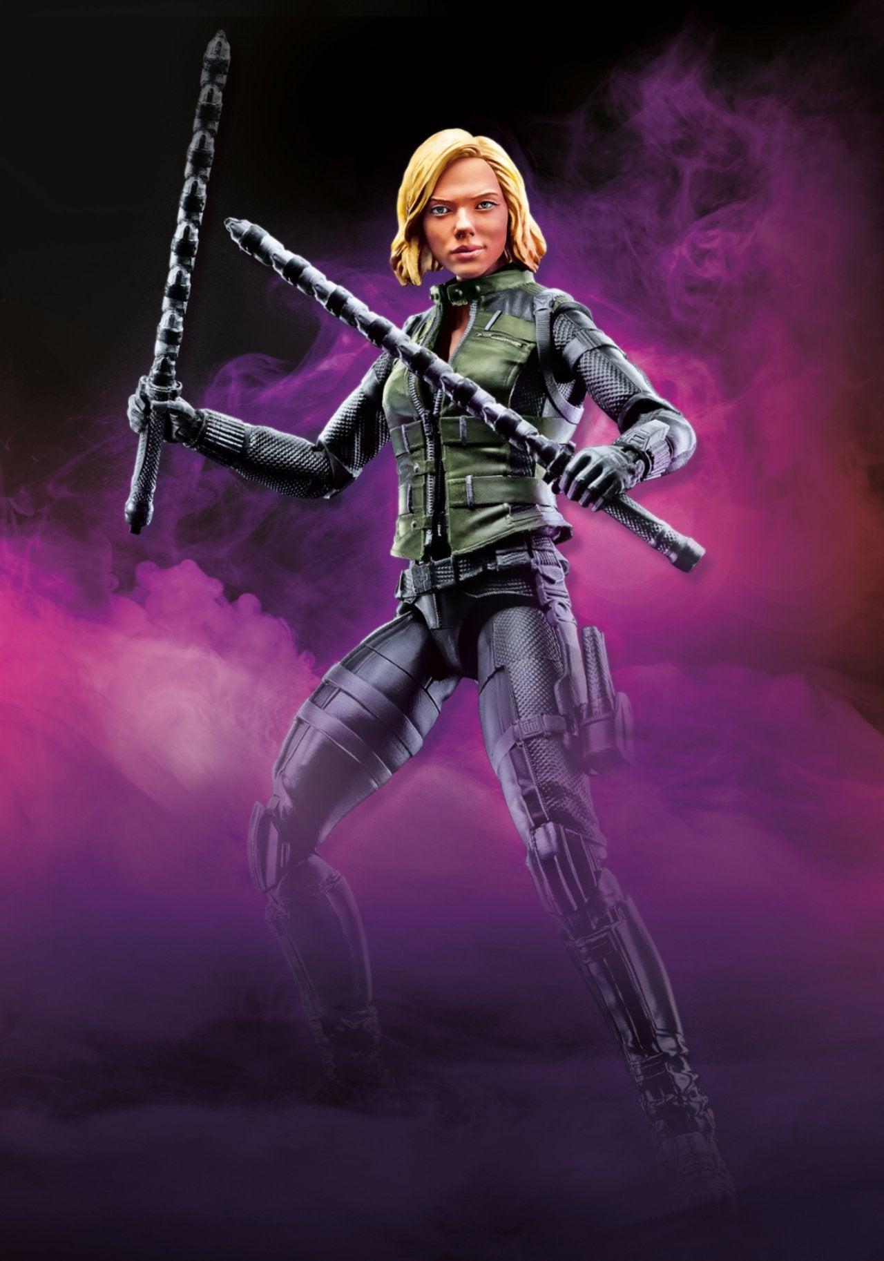 Avengers Infinity War Hasbro Figures - Black Widow