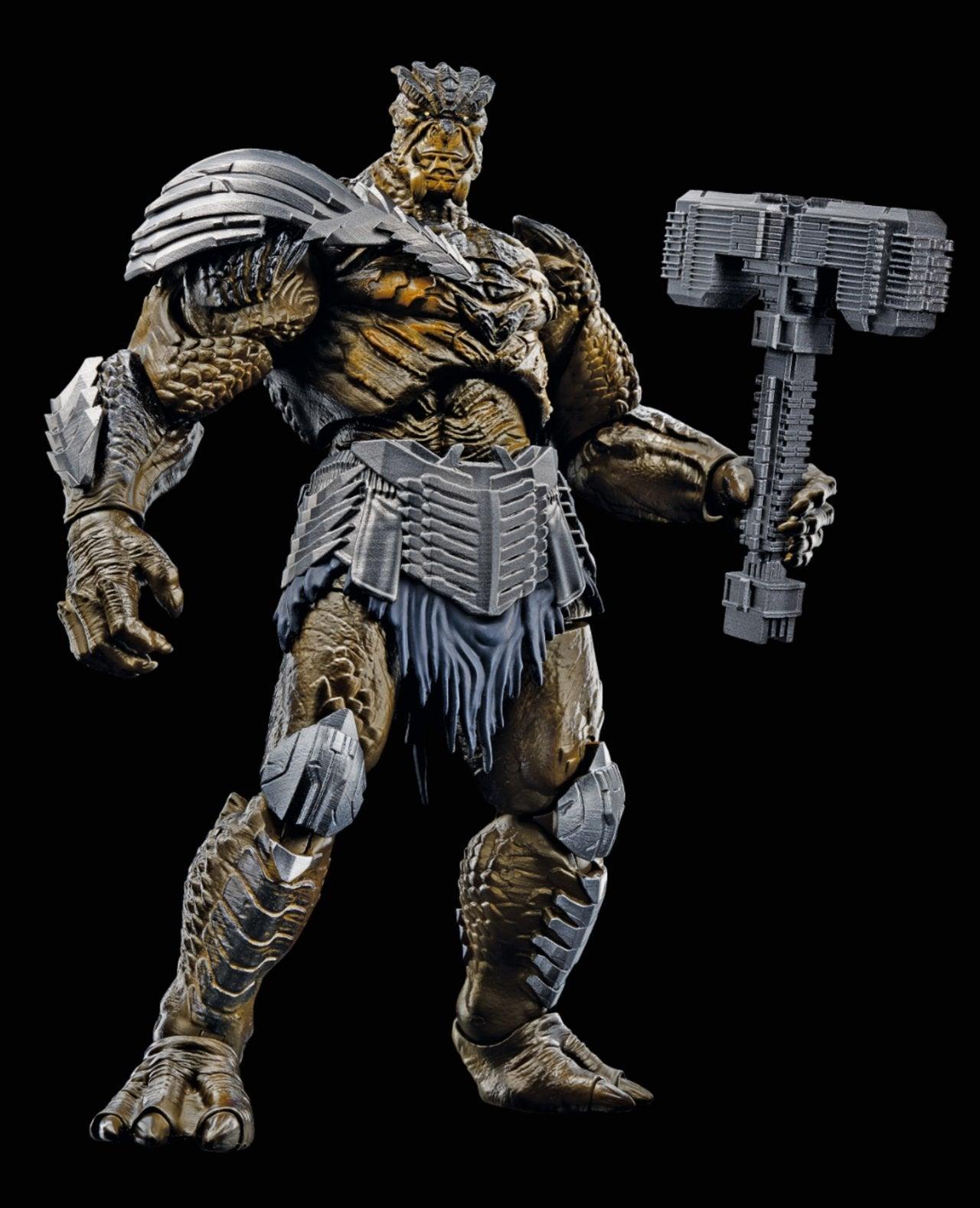 Avengers Infinity War Hasbro Figures - Cull Obsidian