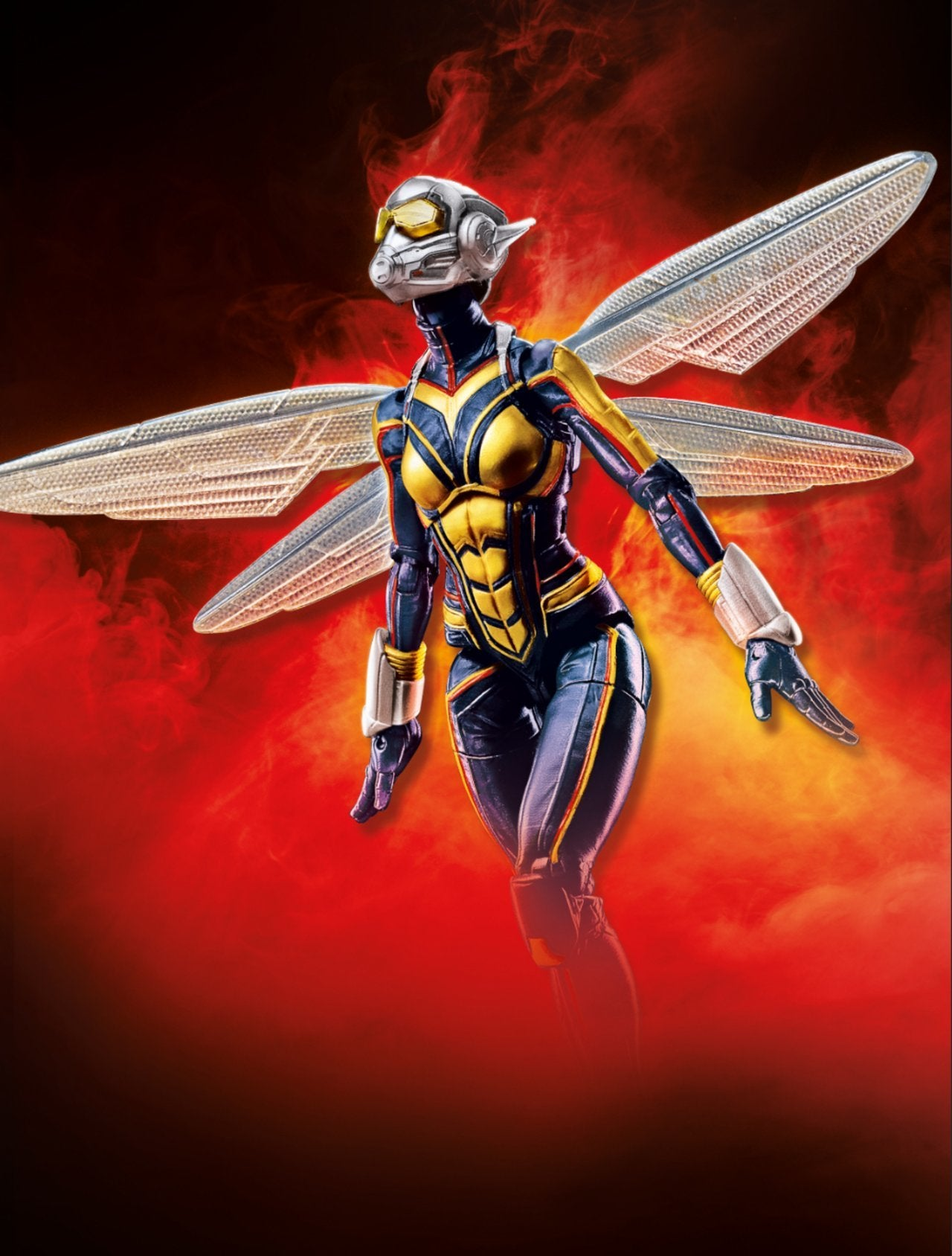 Avengers Infinity War Hasbro Figures - Wasp