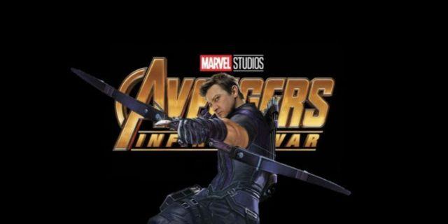 Avengers Infinity War Hawkeye Comicbookcom