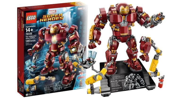 Get Ready to Grab These LEGO 'Avengers: Infinity War' Sets Starting ...