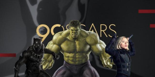 Avengers Infinity War Oscars comicbookcom