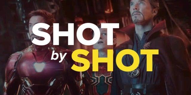 Avengers: Infinity War Super Bowl Spot - Shot By Shot screen capture