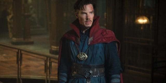 benedict cumberbatch avengers infinity war doctor strange