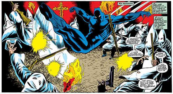 Best Black Panther Artists - Billy Graham