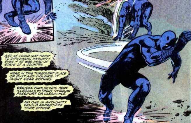 Best Black Panther Artists - Gene Colan