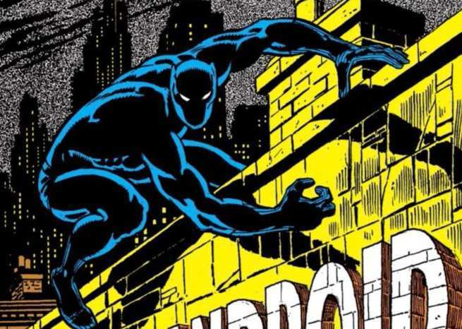 Best Black Panther Artists - John Buscema