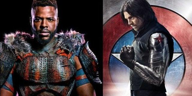 Black Panther 2 M'Baku vs Bucky Winter Soldier MCU
