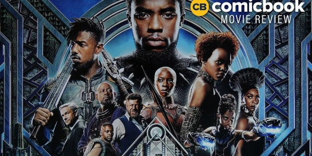 Black Panther - ComicBook Movie Review screen capture