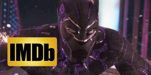 Internet Trolls Sabotaging 'Black Panther' Score on IMDb
