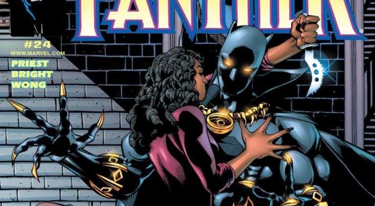 Black Panther Malice