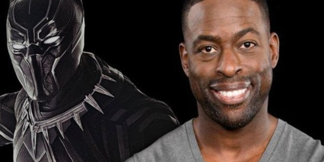 Black Panther N'Jobu Sterling K Brown