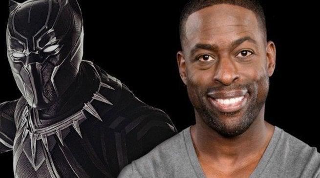 Black Panther N'Jobu Sterling K Brown
