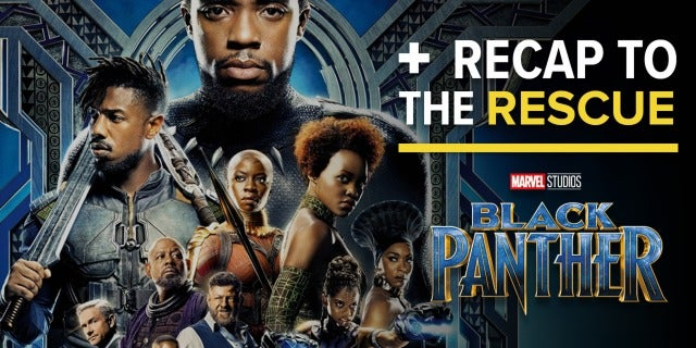 Black Panther - Recap to the Rescue screen capture
