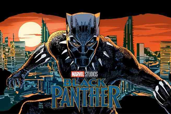Black Panther Recommendation - Ticket Sales