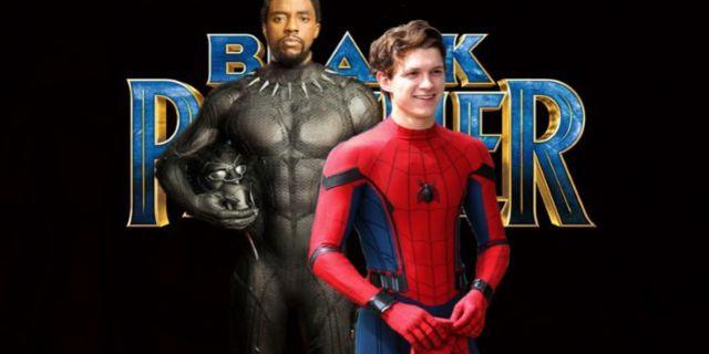 Black Panther Spider-Man comicbookcom