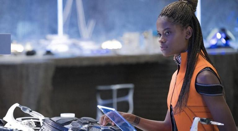 black panther tech upgrades shuri