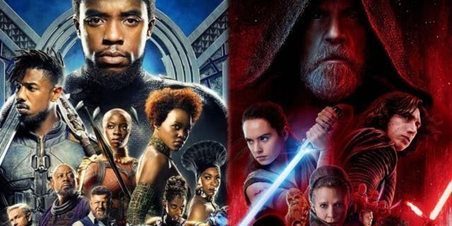 black panther the last jedi