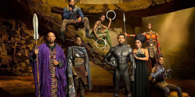 Black Panther Themes Black Family Excellence Girl Magic