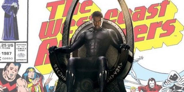 black panther west coast avengers
