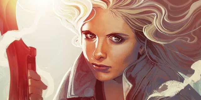 Buffy the Vampire Slayer Season 12