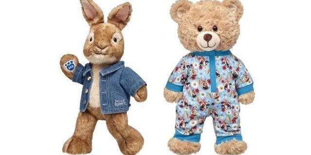 build-a-bear-peter-rabbit