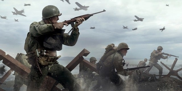 Cal of Duty WWII
