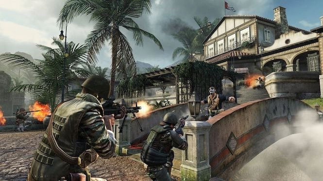 2018's Call Of Duty Could Be Coming To The Nintendo Switch