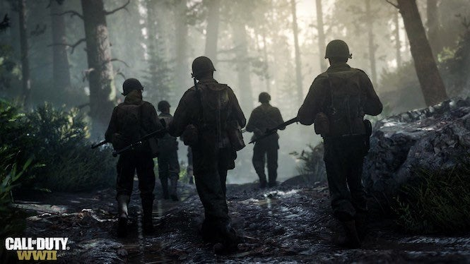Call of Duty: WWII co-directors exit studio after almost a decade