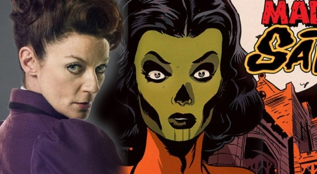 Netflix's Sabrina the Teenage Witch series casts Doctor Who alum