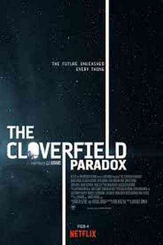 The Cloverfield Paradox movie poster image