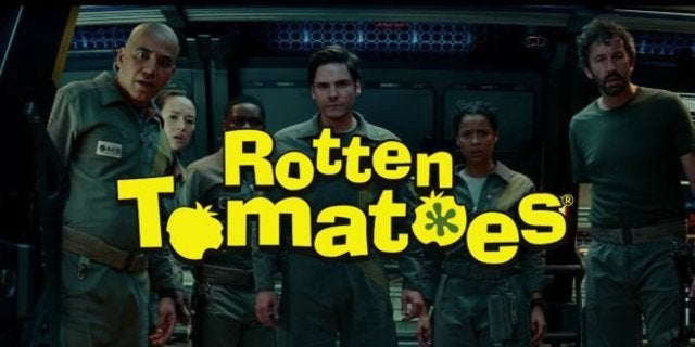 cloverfield paradox rotten tomatoes