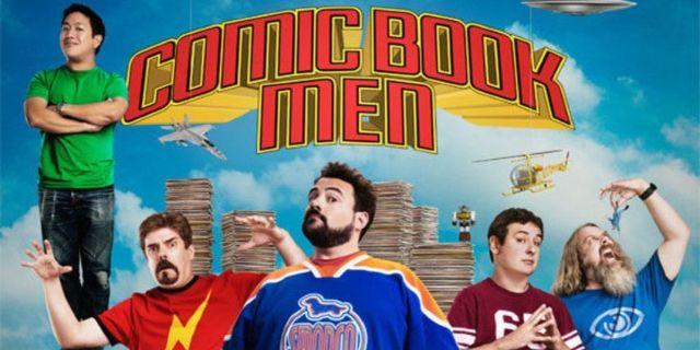 Comic Book Men AMC