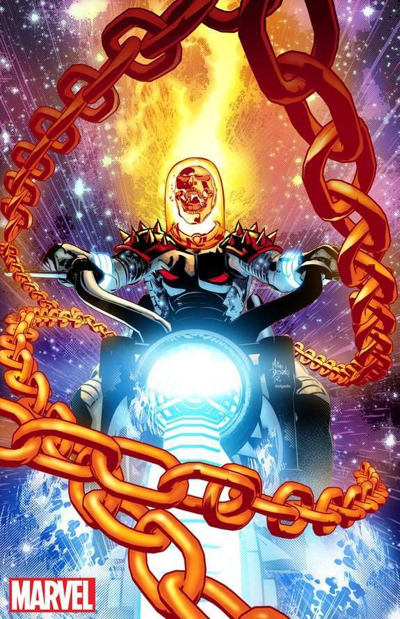 Cosmic Ghost Rider Series