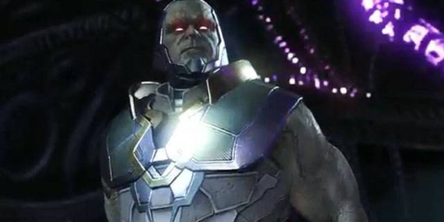 darkseid justice league scene recreated