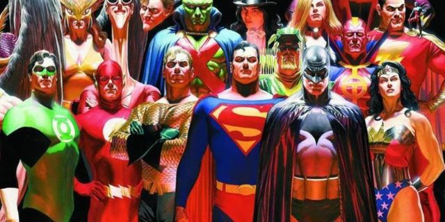 DC Kingdom Come Standalone Movie
