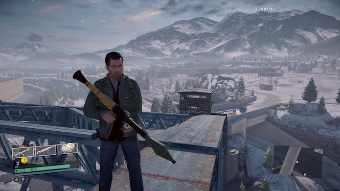 Capcom reduces the scope of the next Dead Rising