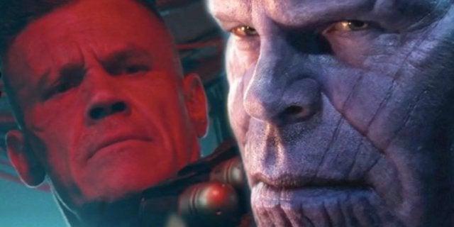 Deadool 2 Thanos